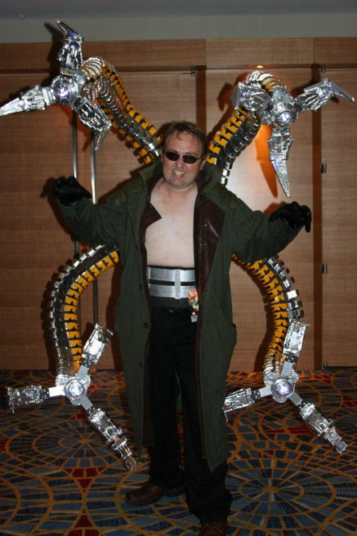 Octopus - 4ª Posição