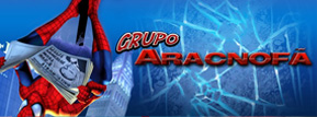Grupo do Aracnnofã no Facebook!