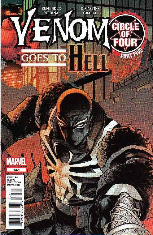 Capa Venom 13.4