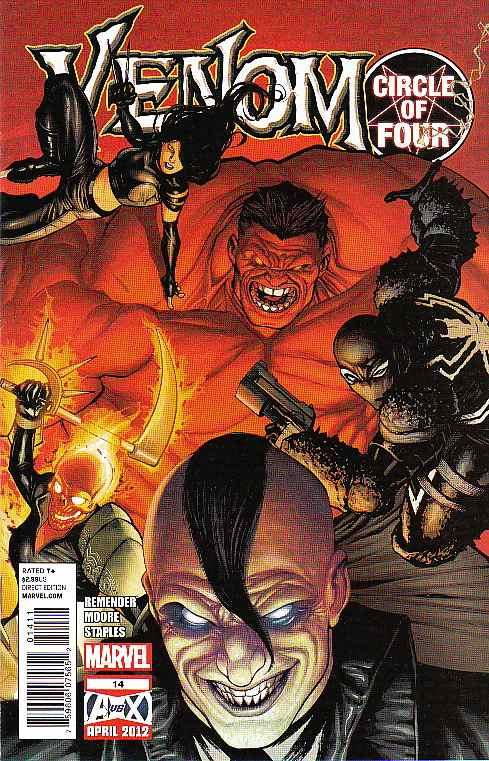 Capa Venom 14