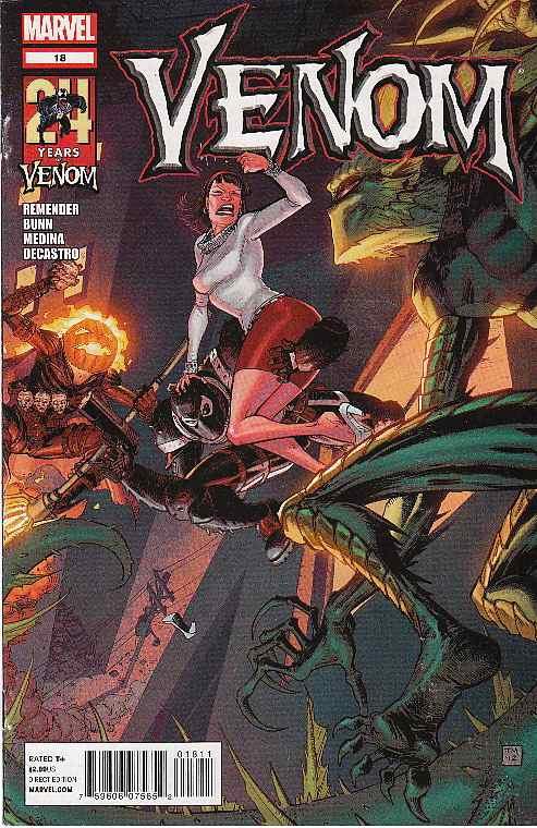 Capa - Venom 18