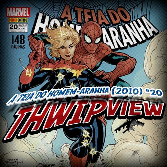 Thwip View 019 - A Teia do Homem-Aranha (2010) #20