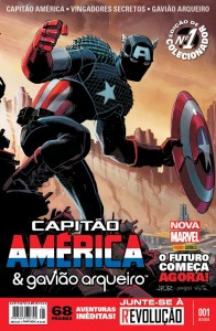 CAPITAO AMERICA E GAVIAO ARQUEIRO 1