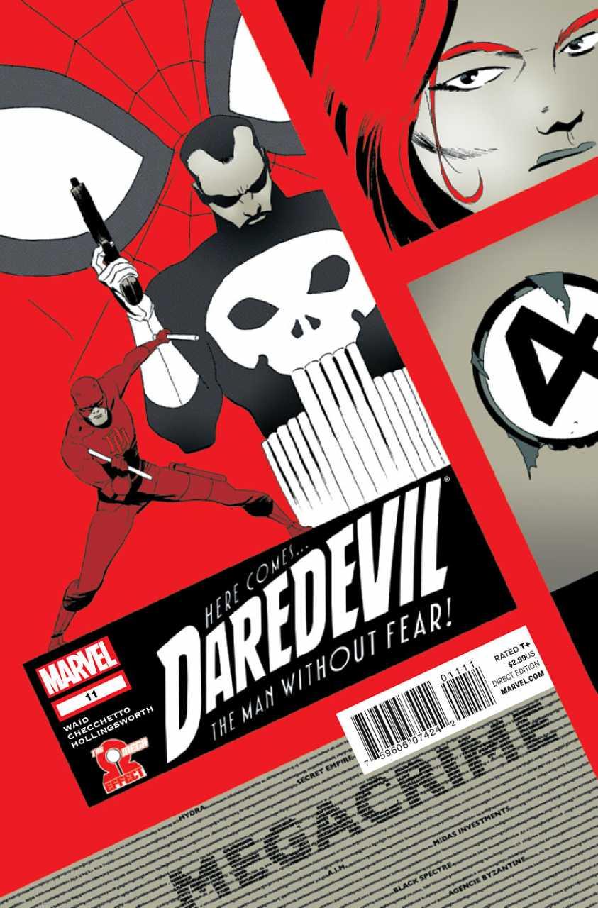Capa - Daredevil 11
