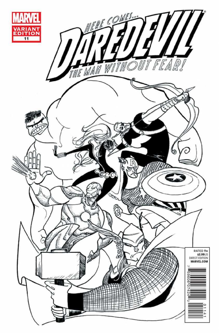 Capa - Daredevil 11b