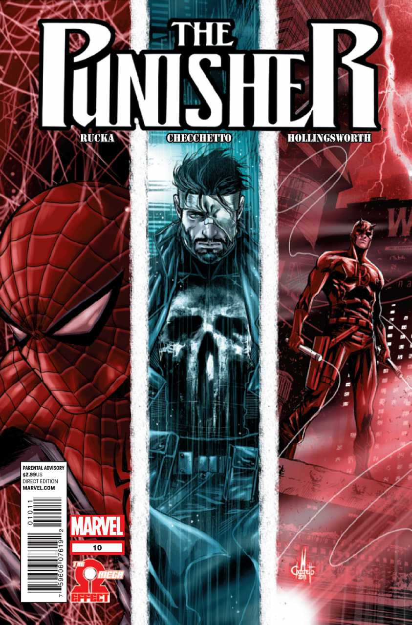 Capa - Punisher 10