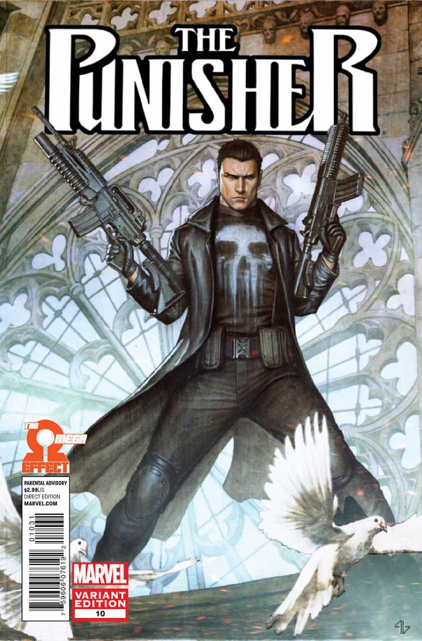 Capa - Punisher 10b
