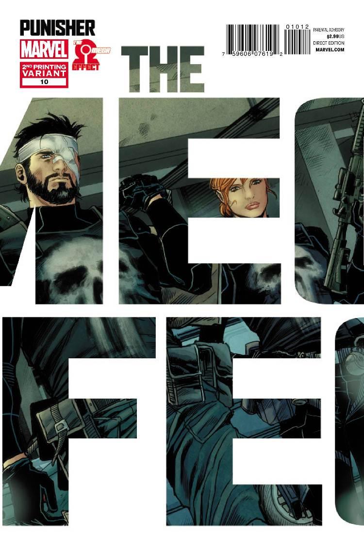 Capa - Punisher 10c