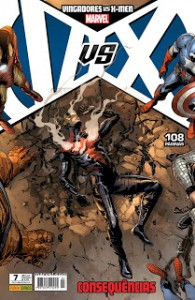VINGADORES VS. X-MEN 7