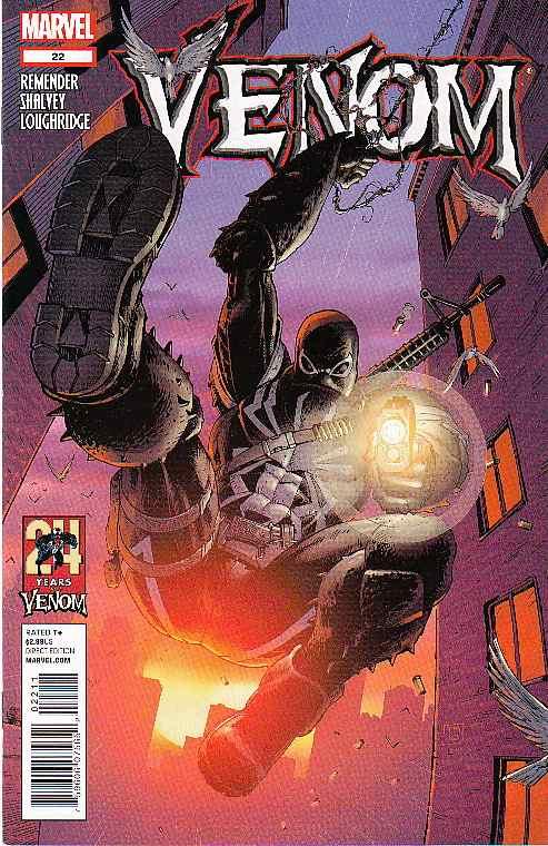 Capa - Venom 22