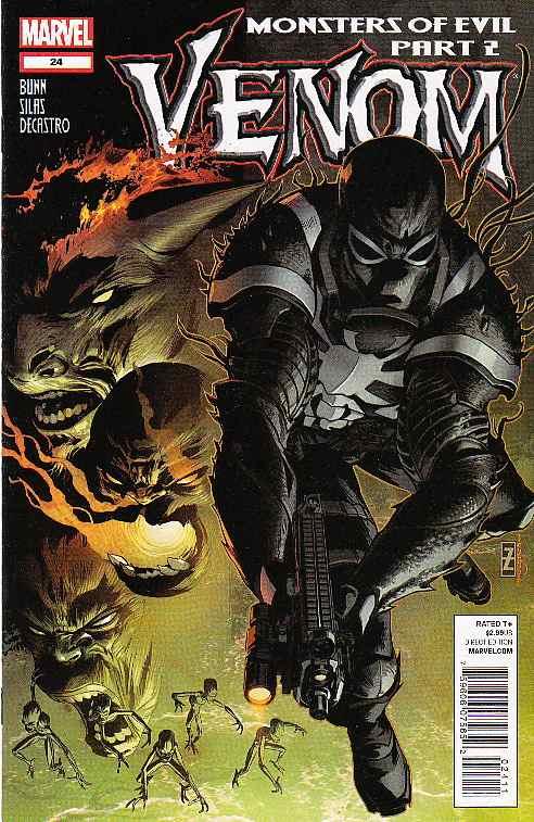 Capa - Venom 24a