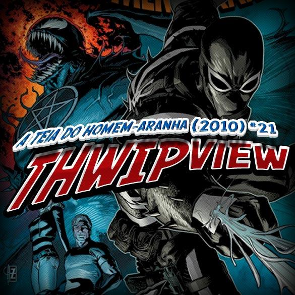 Thwip View 026 - A Teia do Homem-Aranha (2010) #21