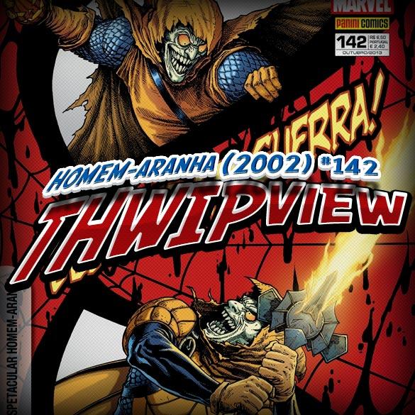 Thwip View 025 - Homem-Aranha (2002) #142