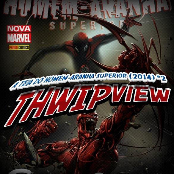 Thwip View 053 - A Teia do Homem-Aranha Superior (2014) #2