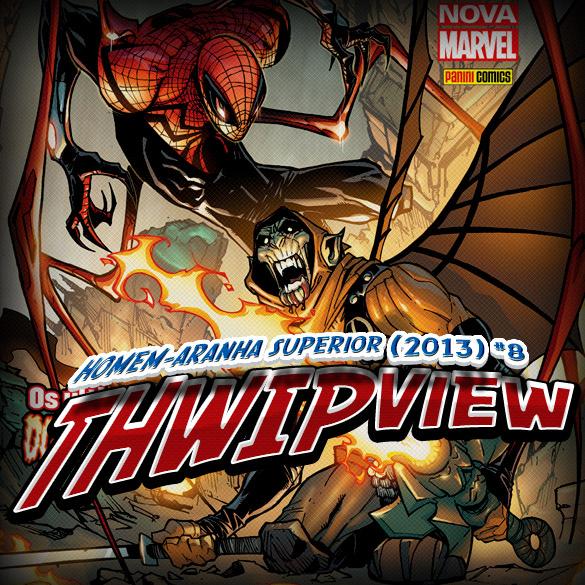 Thwip View 055 - Homem-Aranha Superior (2013) #8
