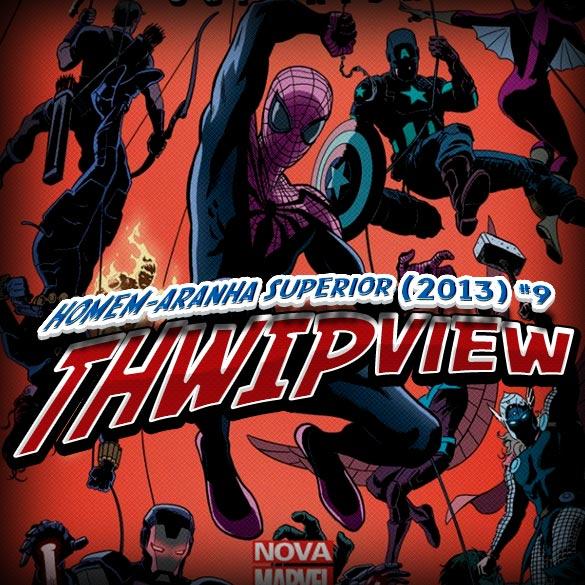 Thwip View 057 - Homem-Aranha Superior (2013) #9