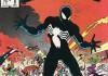 Primeira aparição do uniforme negro – Capa de ''Secret Wars #8''