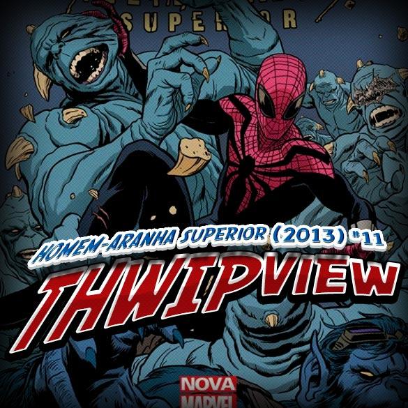 Thwip View 065 - Homem-Aranha Superior (2013) #11
