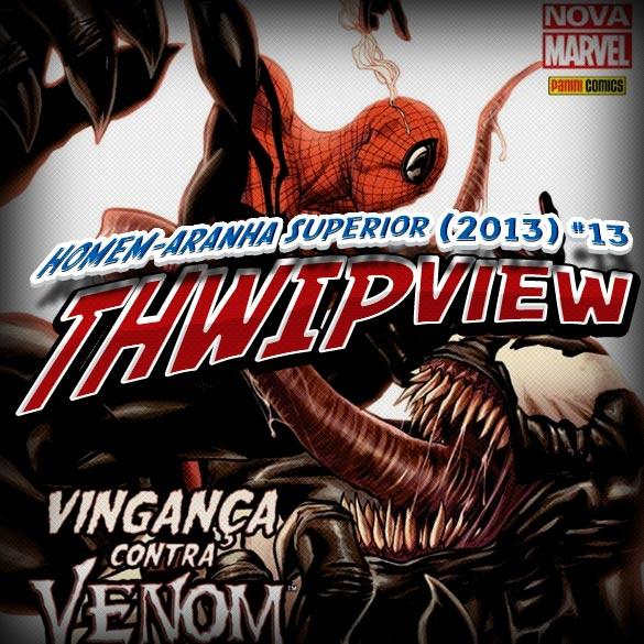 Thwip View 072 - Homem-Aranha Superior (2013) #13