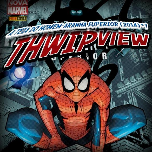 Thwip View 086 - A Teia do Homem-Aranha Superior (2014) #7