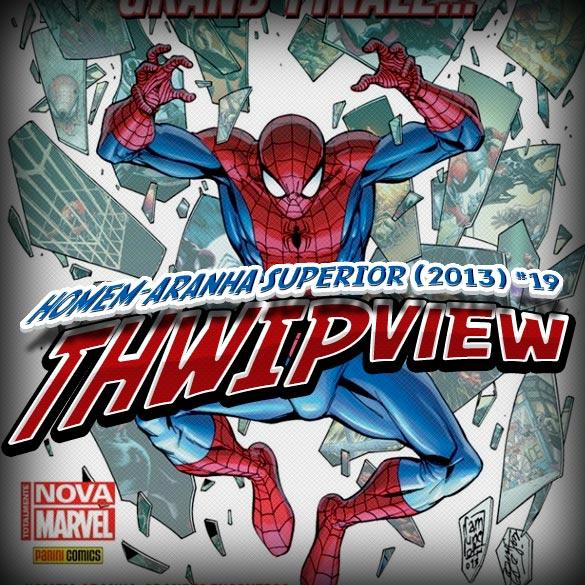 Thwip View 093 - Homem-Aranha Superior (2013) #19