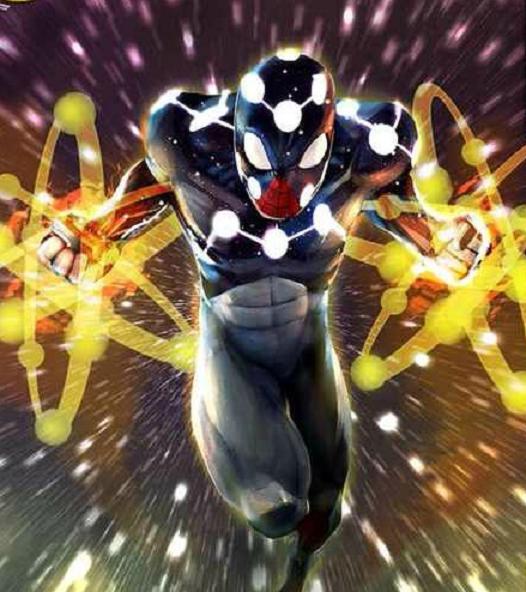 Homem-Aranha com poderes cósmicos