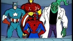 Desenho de 94, a adaptação mais fiel a personalidade do Peter Parker que a maioria de nós admirava.