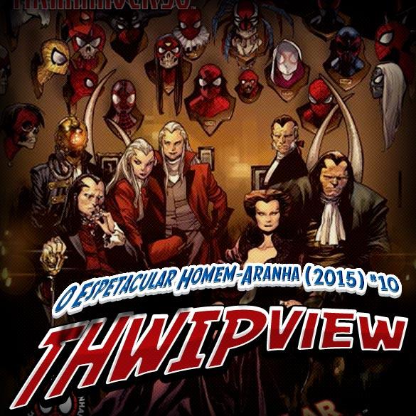 Thwip View 128 - O Espetacular Homem-Aranha (2015) #10