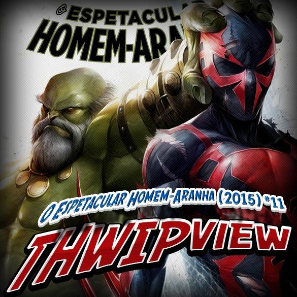 Thwip View 131 - O Espetacular Homem-Aranha (2015) #11