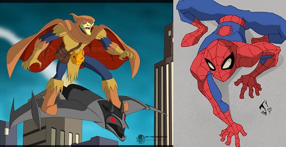 Hammerhead spectacular spiderman