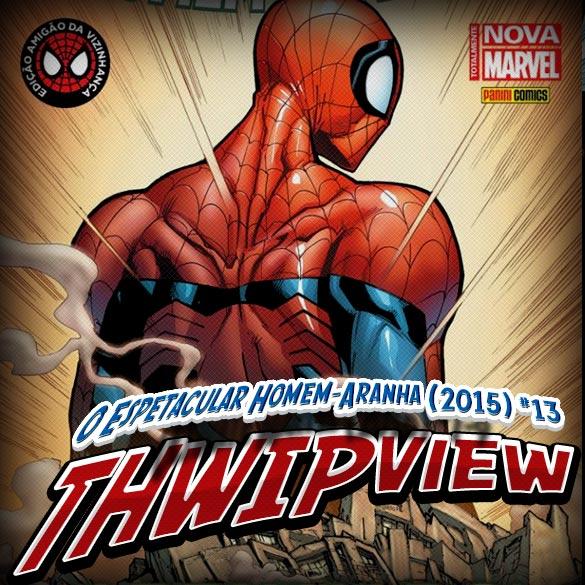 Thwip View 139 - O Espetacular Homem-Aranha (2015) #13