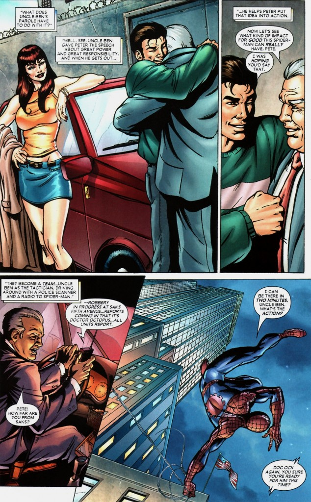 What If - Aunt May - 06