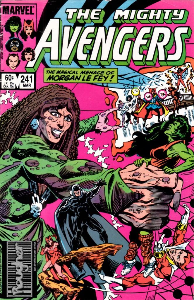 avengers 241