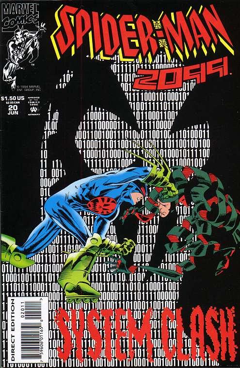 Resultado de imagem para homem aranha 2099 # 20