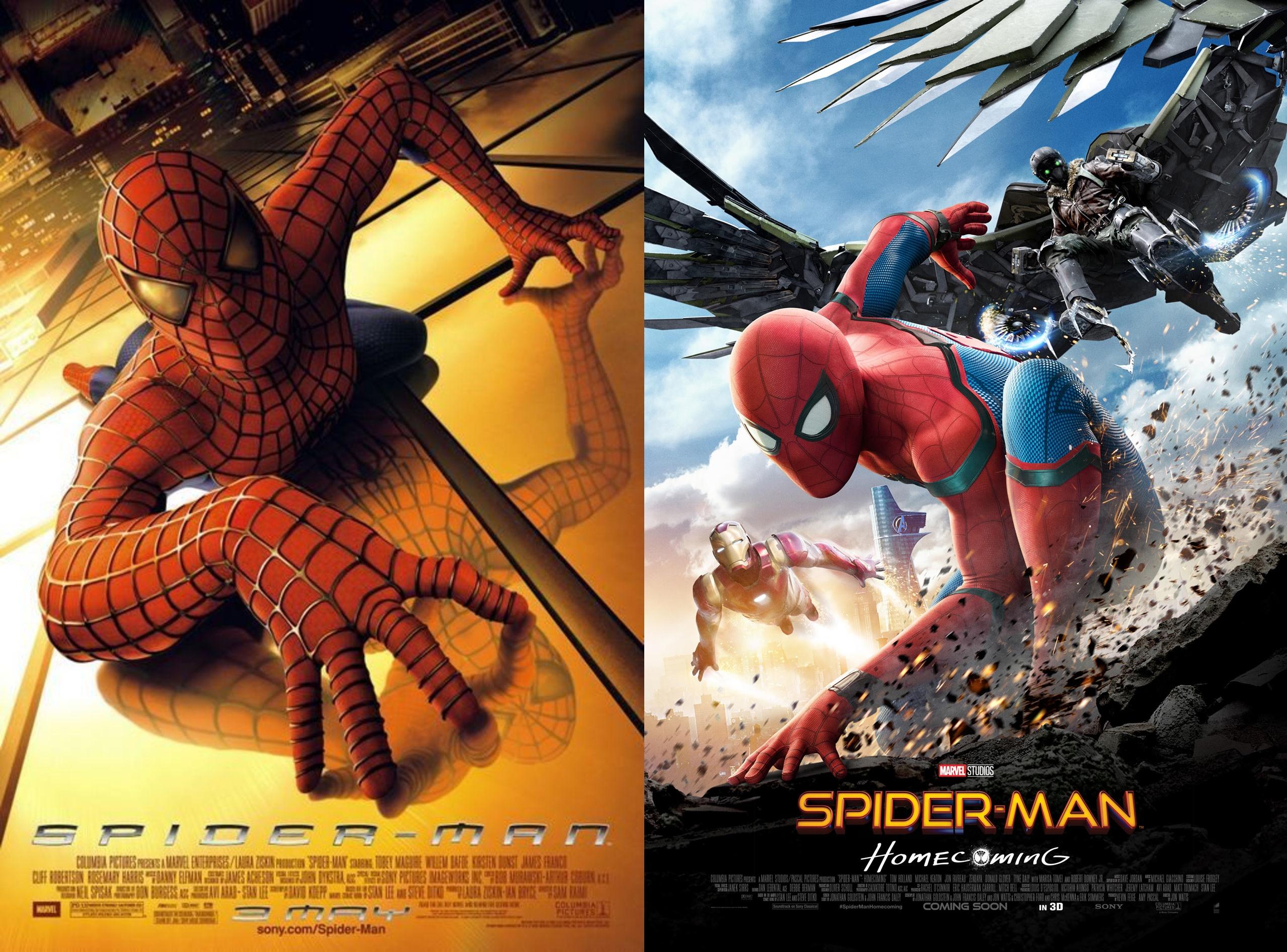 Spider Man Filme