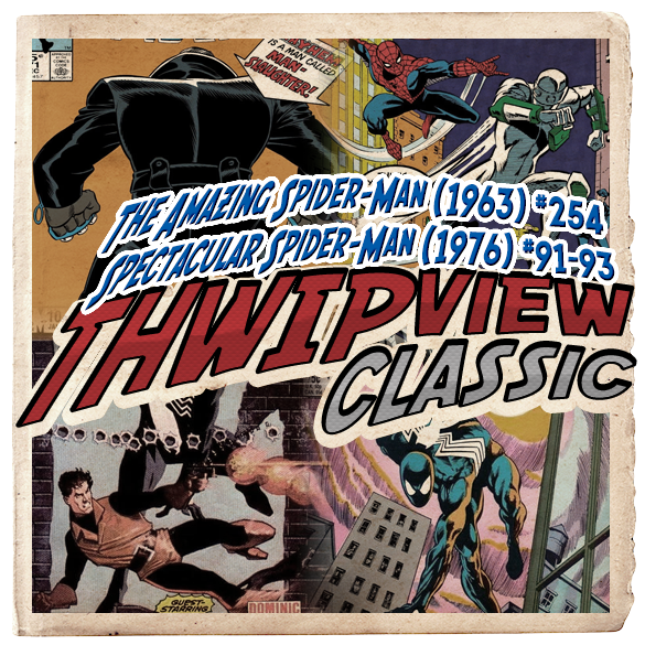 Thwip View Classic 252 - The Amazing Spider-Man (1963) #271-272; Web of Spider-Man (1985) #10-12