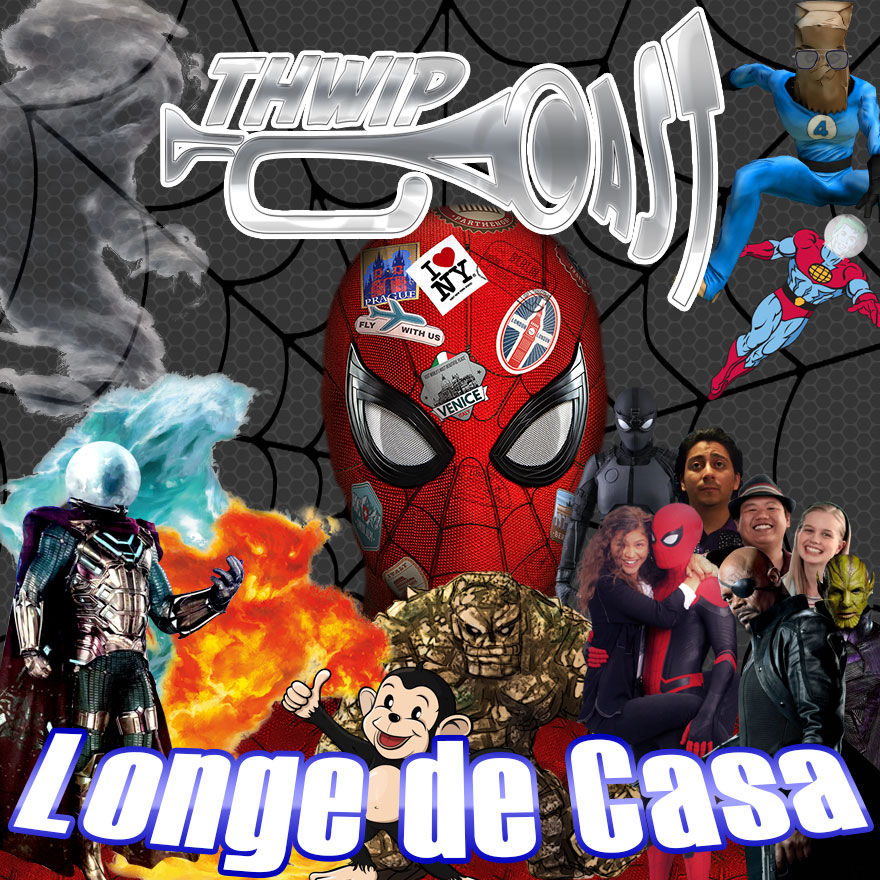 Thwip Cast 089 - Longe de Casa