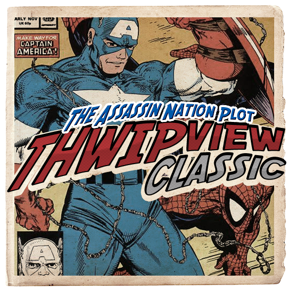 Thwip View Classic 295 - The Assasin Nation Plot