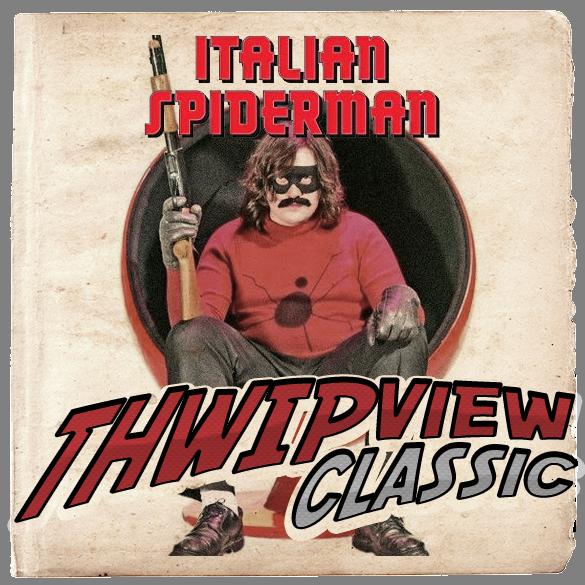 Thwip View Classic 300 - Italian Spider-Man