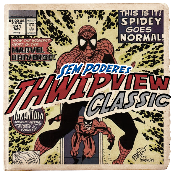 Thwip View Classic 321 - Sem Poderes