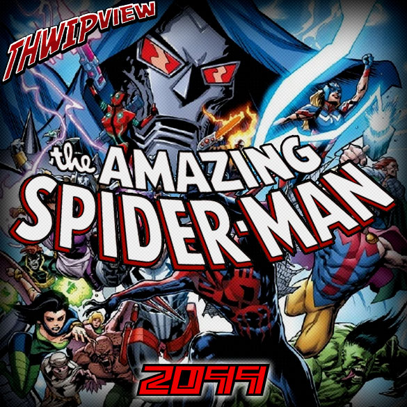 Thwip View 288 - The Amazing Spider-Man: 2099